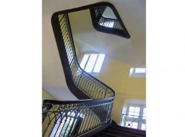 escalier metallique poitiers