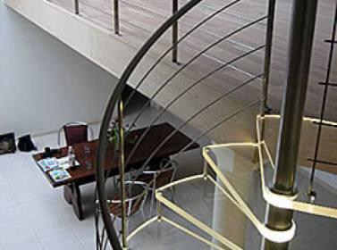 escalier metallique 79