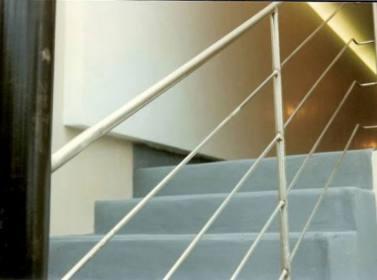 escalier metallique la rochelle