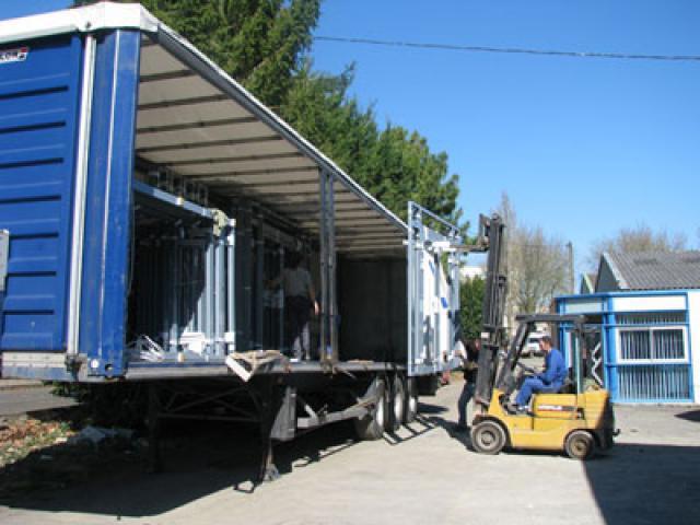 Atelier - rénovation bâtiment menuiserie metallique Niort