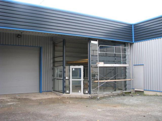 Atelier - rénovation bâtiment agencement Niort