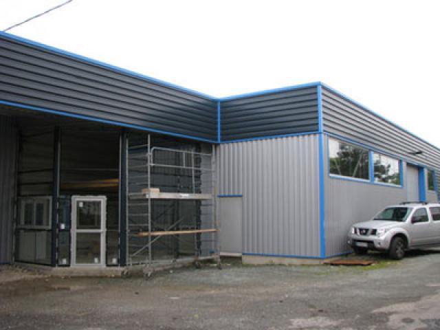 Atelier - rénovation bâtiment agencement Poitou Charentes