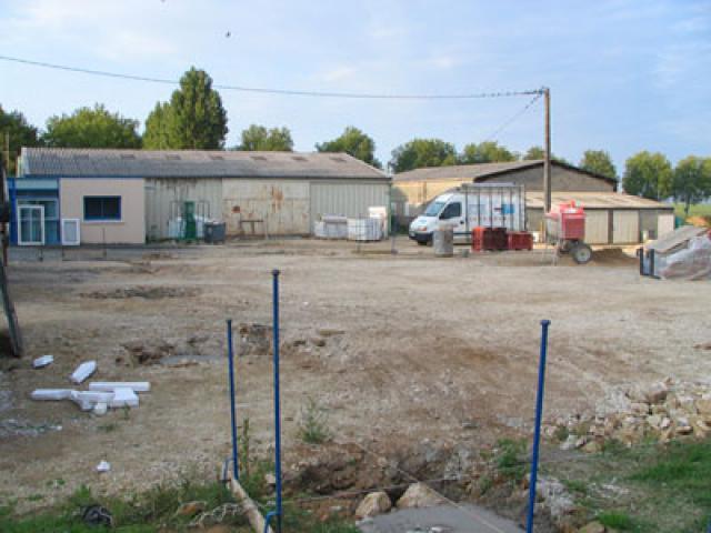 Atelier - rénovation bâtiment agencement 79