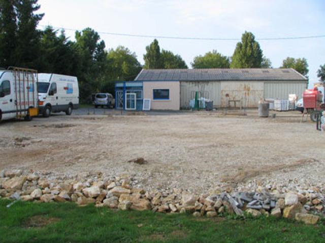 Atelier - rénovation bâtiment agencement 17