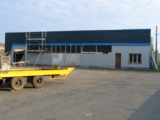 Atelier - rénovation bâtiment Ile de Ré