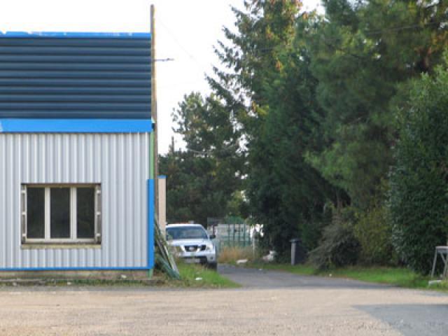 Atelier - rénovation bâtiment fenetre 79