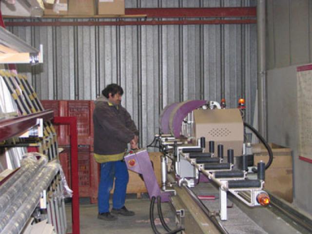 Atelier - rénovation bâtiment store 79