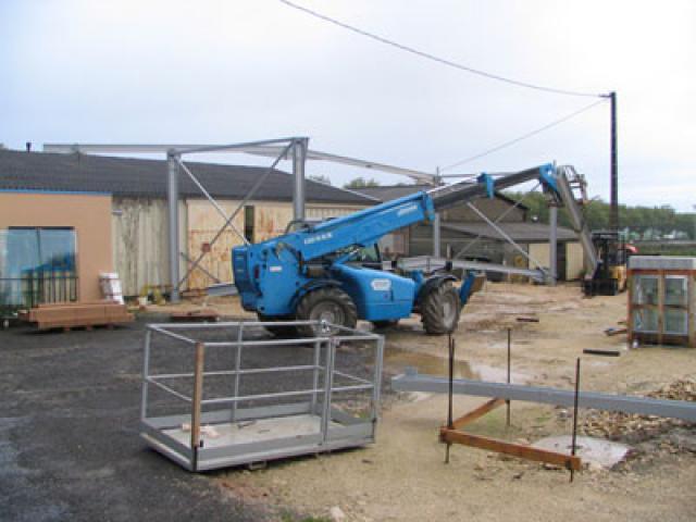 Atelier - rénovation bâtiment agencement de magasin Ile de Ré