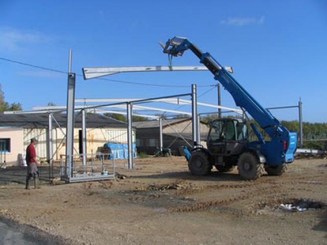 Atelier - rénovation bâtiment agencement de magasin 17