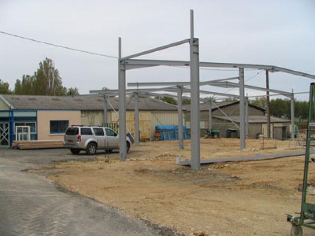 Atelier - rénovation bâtiment fenetre Niort