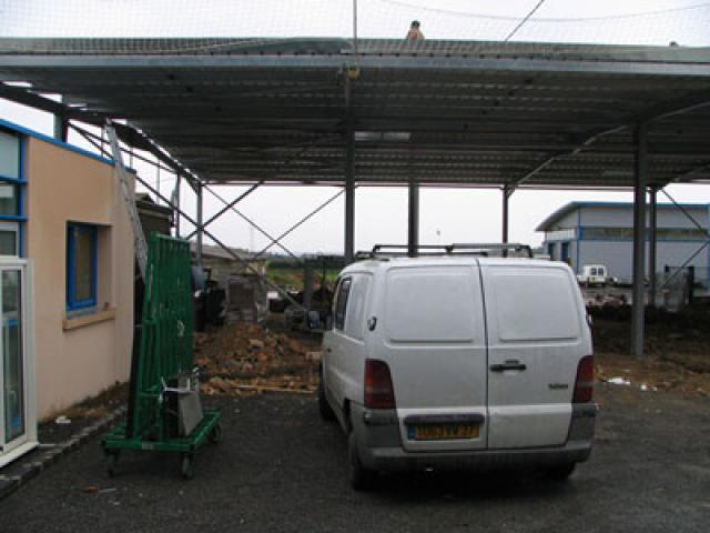Atelier - rénovation bâtiment portail Poitou Charentes
